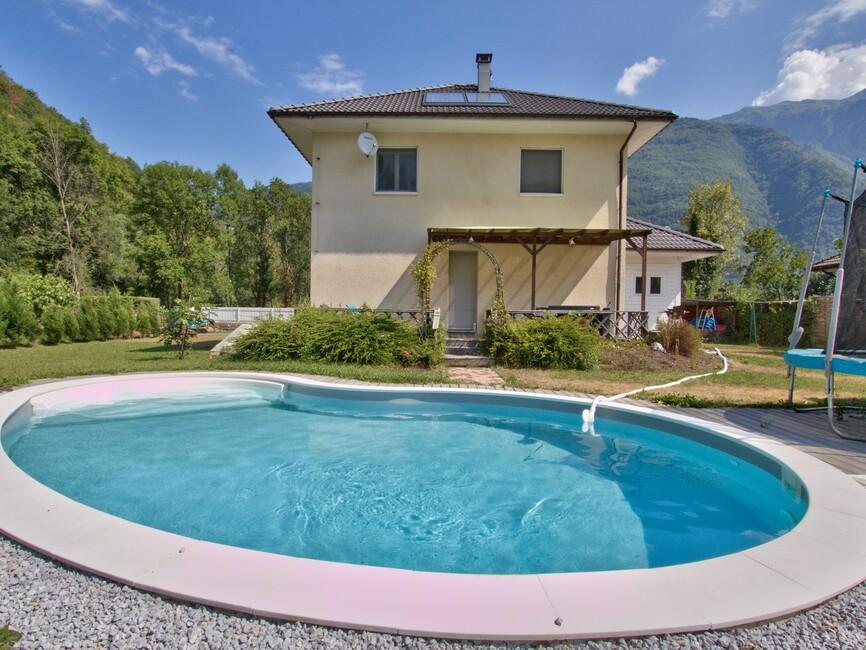 Vente Maison 5 pièces 110m² Esserts-Blay (73540) - photo