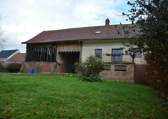 Vente Maison 4 pièces 150m² Saulchoy (62870) - photo