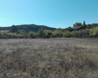 Sale Land 925m² Saint-Paul-le-Jeune (07460) - photo