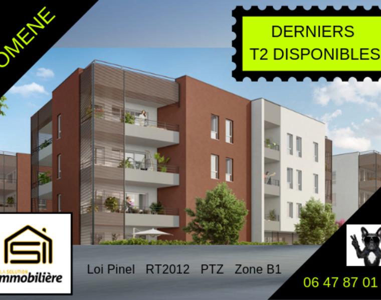 Sale Apartment 2 rooms 41m² Domène (38420) - photo