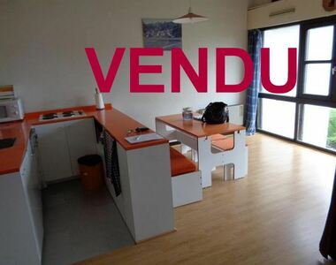 Vente Appartement 2 pièces 49m² Le Touquet-Paris-Plage (62520) - photo