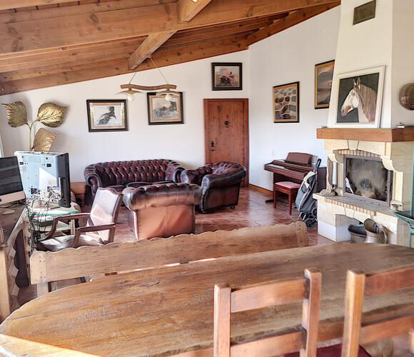 Vente Maison 10 pièces 117m² Saint-Pée-sur-Nivelle (64310) - photo