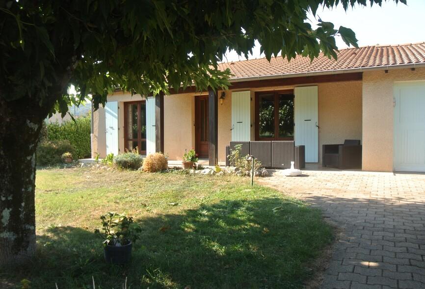 Vente Maison 4 pièces 77m² Tournon-sur-Rhône (07300) - photo