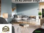 Vente Appartement 4 pièces 79m² Domène (38420) - Photo 1