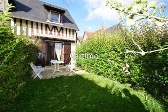 Vente Maison 3 pièces 34m² CABOURG - photo