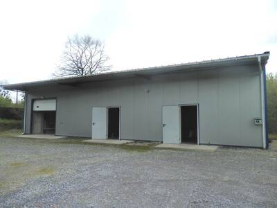 Vente Local industriel 126m² Castelnau-Chalosse (40360) - photo