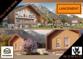 Neuf : Programme neuf Gilly-sur-Isère (73200) - photo