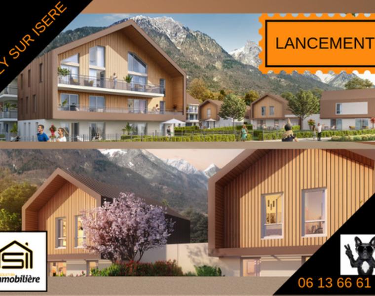 Sale Apartment 3 rooms 58m² Gilly-sur-Isère (73200) - photo