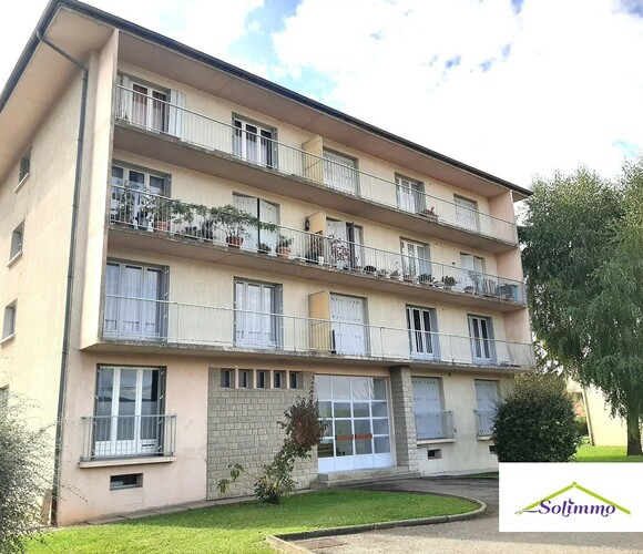 Vente Appartement 76m² Creys-Mépieu (38510) - photo