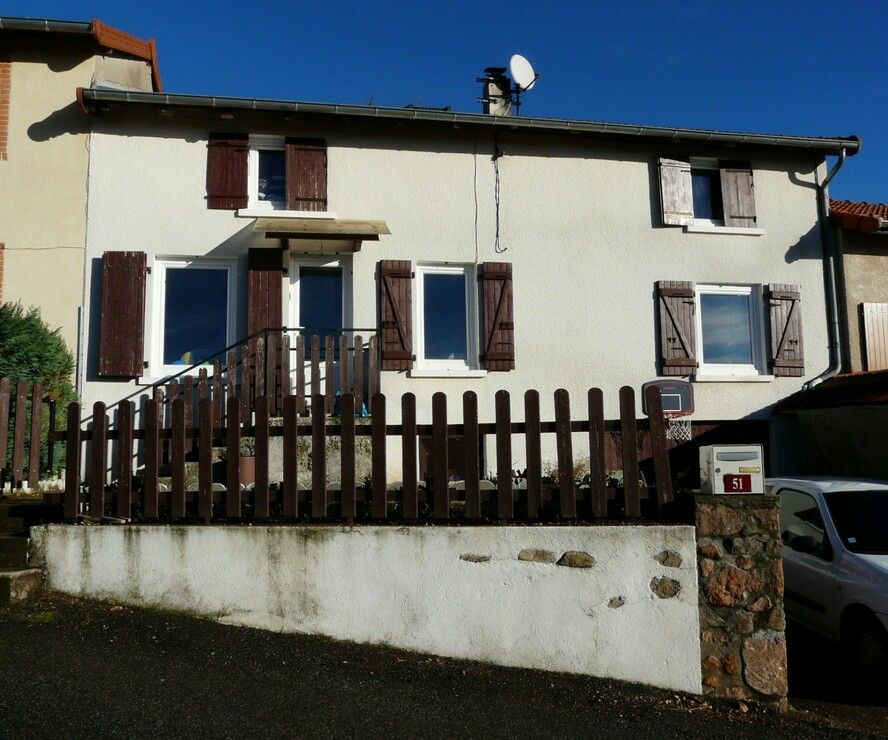 Vente Maison 80m² Secteur Bourg de Thizy - photo