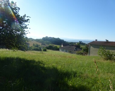 Vente Terrain 750m² Faramans (38260) - photo