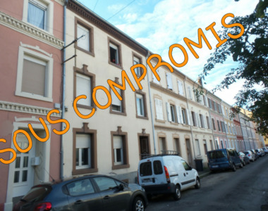 Vente Immeuble 215m² Mulhouse (68100) - photo