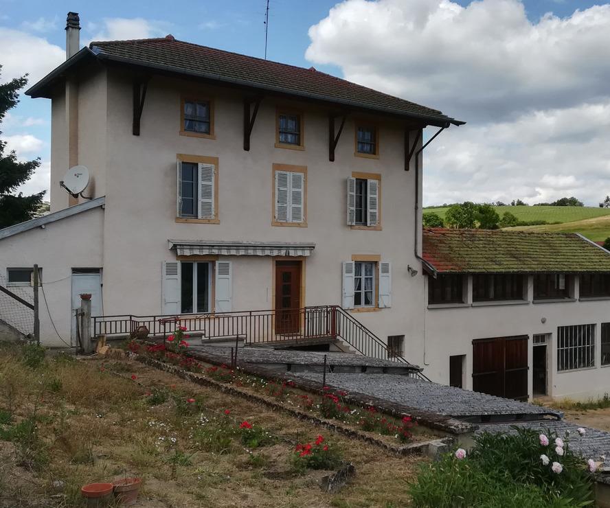 Vente Maison 7 pièces 190m² Le Bois-d'Oingt (69620) - photo