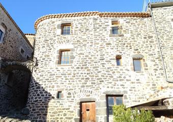 Vente Maison 4 pièces 137m² Aubignas (07400) - Photo 1