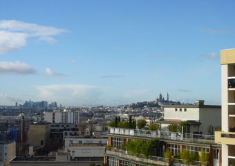 Vente Appartement 4 pièces 89m² Paris 19 (75019) - photo