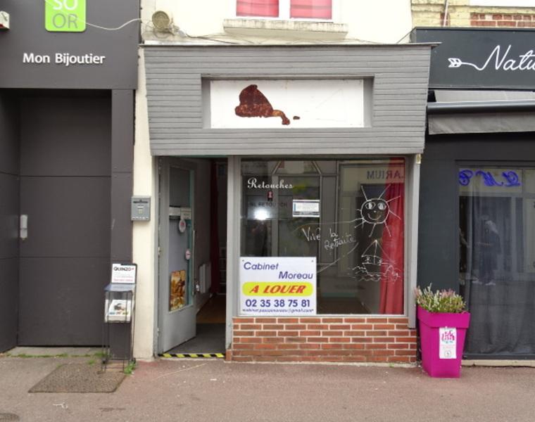 Location Local commercial 2 pièces 25m² Lillebonne (76170) - photo