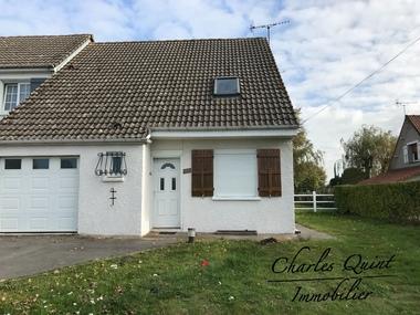 Location Maison 4 pièces 88m² Sorrus (62170) - photo