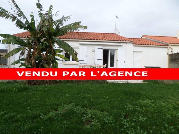 Vente Maison 4 pièces 90m² Olonne-sur-Mer (85340) - photo