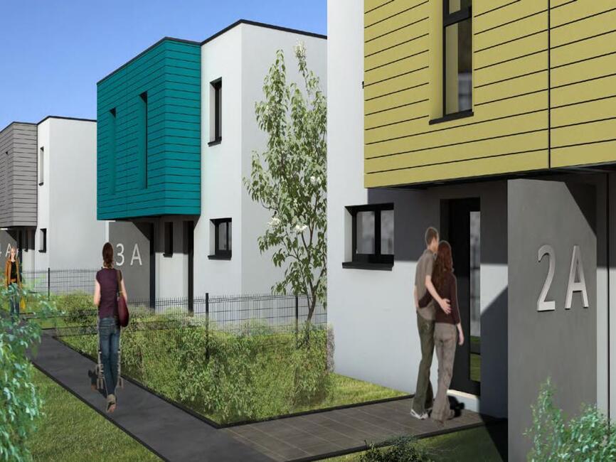 Vente maison 5 pi ces wittenheim 88176 for Meubles bureau wittenheim