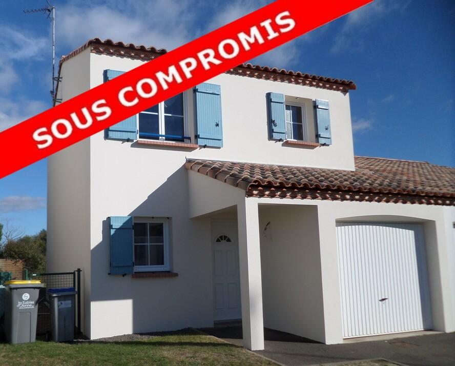 Vente Maison 4 pièces 85m² Olonne-sur-Mer (85340) - photo