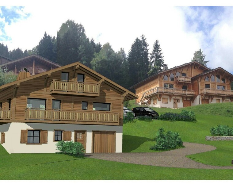 Vente Maison / chalet 6 pièces 168m² Saint-Gervais-les-Bains (74170) - photo