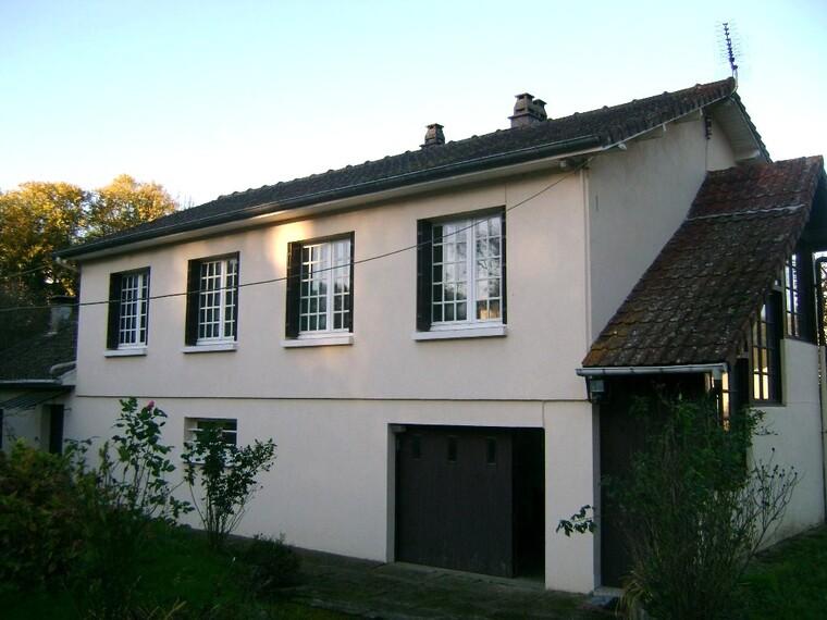 Vente Maison 5 pièces 70m² PROCHE LUNERAY - photo