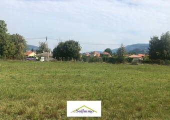 Vente Terrain 770m² Aoste (38490) - Photo 1