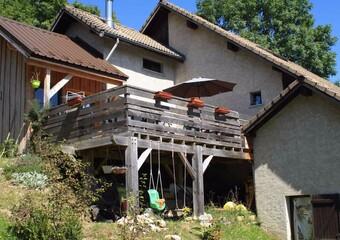 Vente Maison 5 pièces 135m² Château-Bernard (38650) - photo