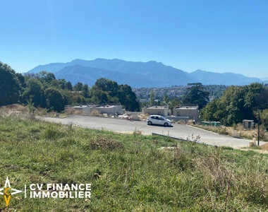 Vente Terrain 1 025m² Voiron (38500) - photo