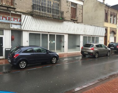 Location Local commercial Chauny (02300) - photo