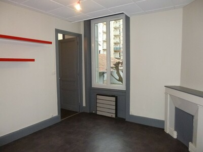 Location Appartement 2 pièces 26m² Saint-Étienne (42000) - photo