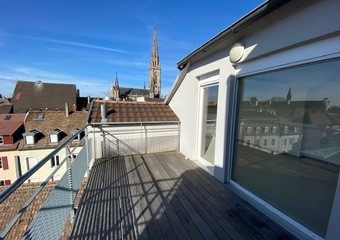 Location Appartement 2 pièces 45m² Mulhouse (68100) - photo