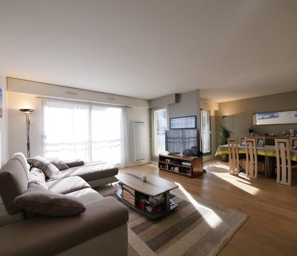 Vente Appartement 3 pièces 89m² Suresnes (92150) - photo