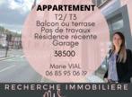 Vente Appartement 3 pièces 50m² Voiron (38500) - Photo 1