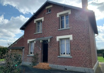 Vente Maison 6 pièces 100m² Abbécourt (02300) - Photo 1
