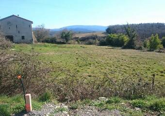 Vente Terrain 1 500m² Lagorce (07150) - photo