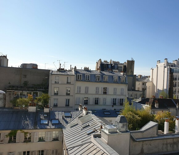 Vente Appartement 1 pièce 12m² Paris 10 (75010) - photo