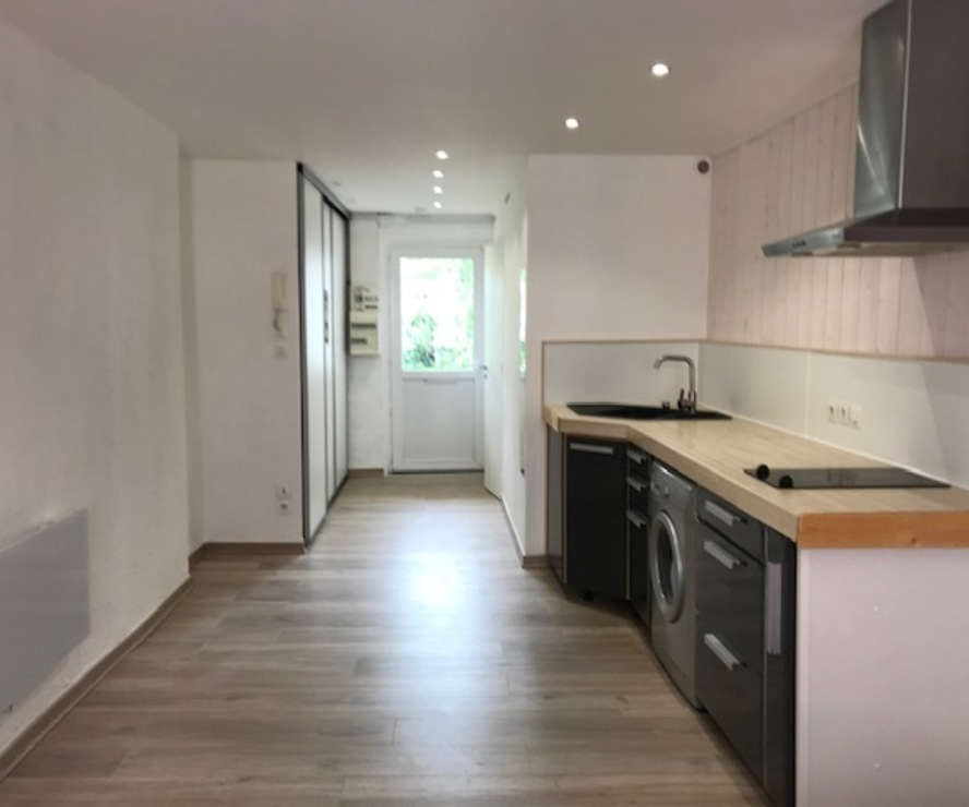 Vente Appartement 1 pièce 27m² Vizille (38220) - photo