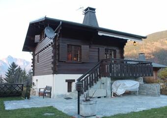 Vente Maison / chalet 5 pièces 100m² Saint-Gervais-les-Bains (74170) - Photo 1