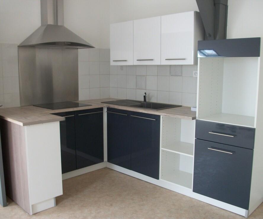 Location Appartement 2 pièces 51m² Chauny (02300) - photo