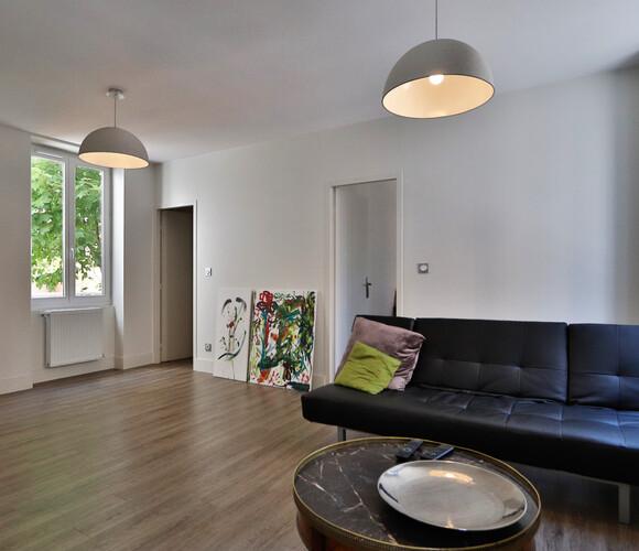 Vente Appartement 3 pièces 58m² Grenoble (38000) - photo