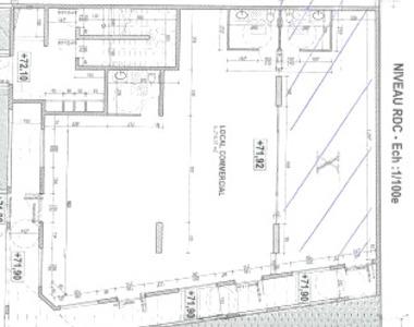 Location Local commercial 85m² Saint-Denis (97400) - photo