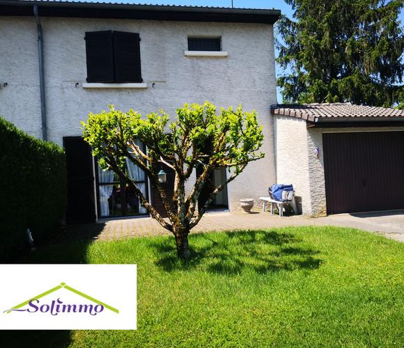 Vente Maison 5 pièces 82m² Montferrat (38620) - photo