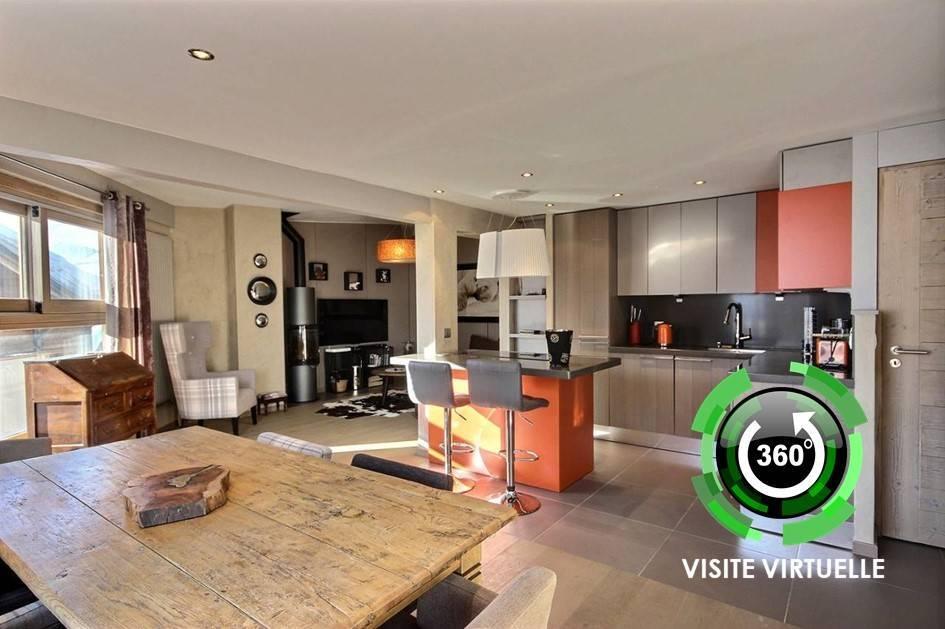 Amazing duplex 5-room apartment
