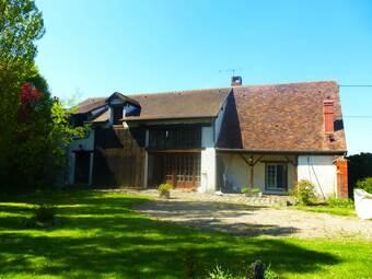 Vente Maison 7 pièces 198m² Boutigny-Prouais (28410) - photo