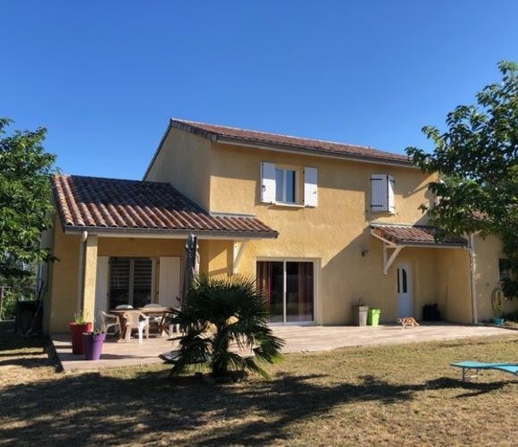 Vente Maison 6 pièces 143m² Chatuzange-le-Goubet (26300) - photo