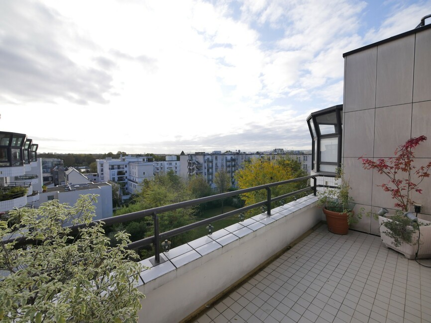 Vente Appartement 5 pièces 108m² Suresnes (92150) - photo