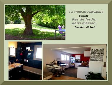 Vente Maison 3 pièces 69m² La Tour-de-Salvagny (69890) - photo