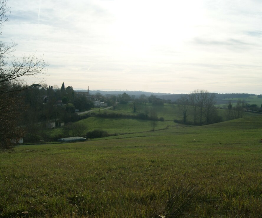 Sale Land 1 056m² SECTEUR GIMONT - photo