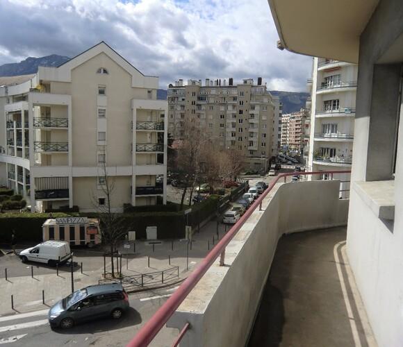 Location Appartement 2 pièces 54m² Grenoble (38000) - photo
